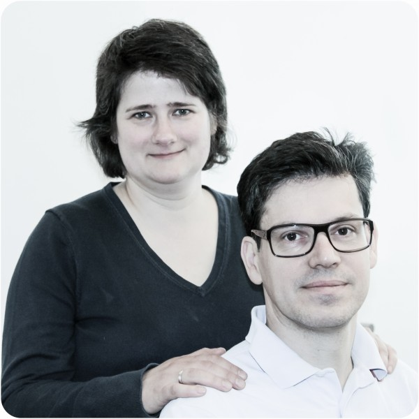 Anja Flick und Gernot Flick