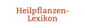 Heilpflanzen-Lexikon